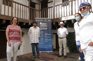 Presentación del ciclo 'Noches de Flamenco en el Alcázar' realizada en la Posada del Potro. Foto: A. Higuera.