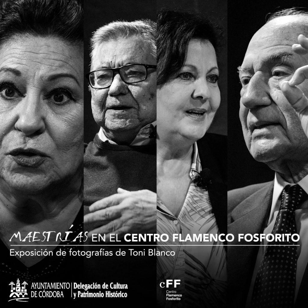 Exposición fotografía 'Maestrías' de Toni Blanco @ Plaza del Potro. | Córdoba | Andalucía | España
