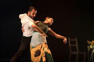Espectáculo 'Ariadna' de la bailaora Rafaela Carrasco. Foto: Ana Palma.