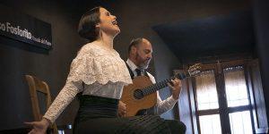 IX Circuito Flamenco por los pueblos | Rocío Luna y Chaparro Hijo @ Caseta Municipal | Villa del Río | Andalucía | España