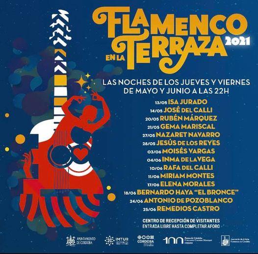 Flamenco en la terraza @ Terraza Centro Recepción de Visitantes | Córdoba | Andalucía | España
