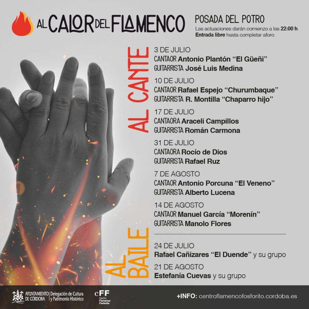 Al calor del Flamenco @ Posada del Potro | Córdoba | Andalucía | España