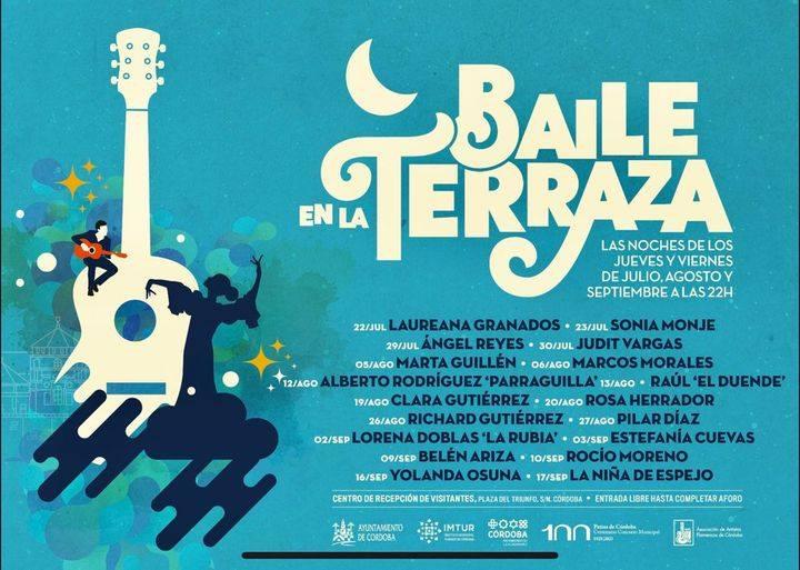 Baile en la terraza @ Terraza Centro Recepción Visitantes | Córdoba | Andalucía | España