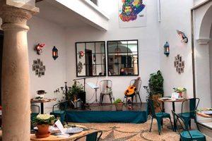 Noches Flamencas y mediodías flamencos en la Taberna Doble de Cepa de Córdoba. Espectáculo Flamenco + consumición + menú